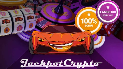 Duplique sus criptomonedas con un bono del 100% en JackpotCrypto Casino