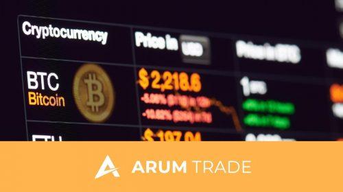 Gana dinero de manera pasiva: Arum Trade abre sus fondos de inversión en BTC y ETH
